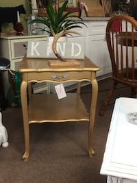 brown wooden table with chair Cottageville, 29435