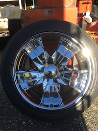 "20"" Rims Maple Ridge, V4R 2C9"