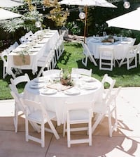 white wooden dining table set Katy, 77449