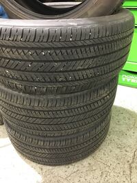 Used 225/50R17 tires Springfield, 97477