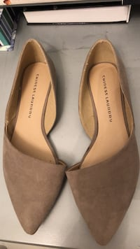 Taupe flats size 10 Laval, H7G 5M2