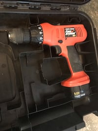 Black & Decker Firestorm Cordless Drill with Case - no Charger