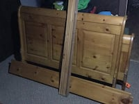 brown wooden cabinet with drawers Hamilton, L8T 4K8
