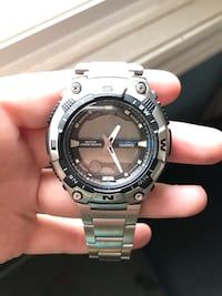 Casio Watch - barely worn  Markham, L3R 4V9