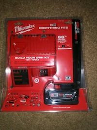 Milwaukee M18 battery and charger Laurel, 20708