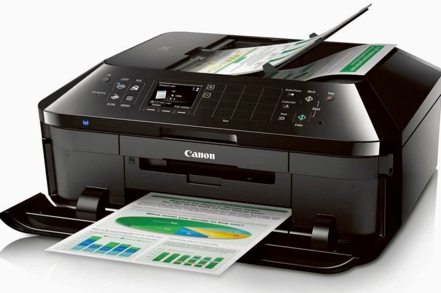 Photo Canon Office and Business MX922 All-In-One Printer, Wireless & mobile