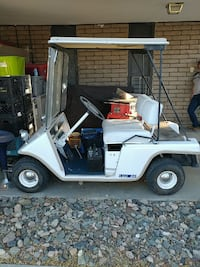 Levi SS Golf Cart (As Is)
