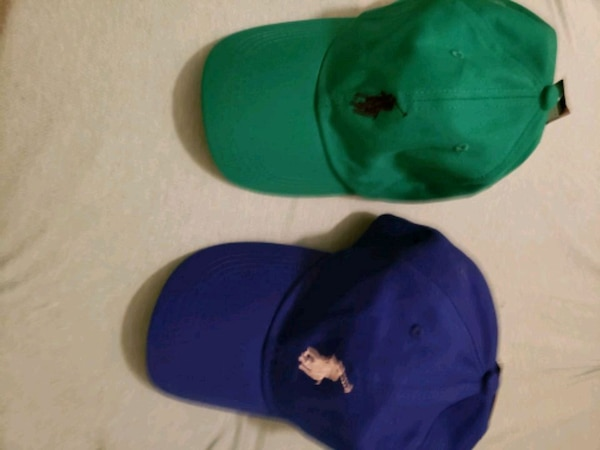 ad72d739ce8e0 Used Ralph Lauren Polo hats with tags new for sale in Jackson - letgo