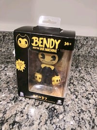 Bendy & Ink Machine Figure Gaithersburg, 20886