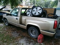 Only 20in rims tires bad trade for subs Savannah, 31419