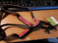 New pink pet harness size med  Edmonton, T5S 2B4