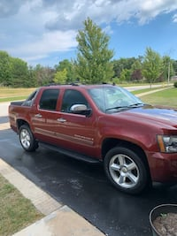 2008 Chevrolet Avalanche 4WD Avalanche LTZ