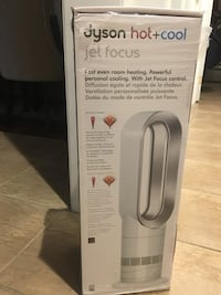 Brand New---Dyson Hot and Cool fan Cambridge, N1T 1E3