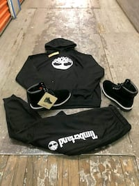 Timberland Jogger sets. Without boots Las Vegas