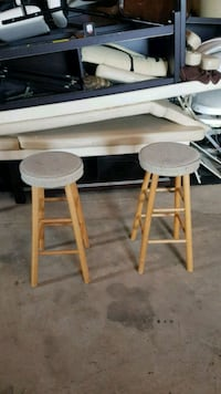 pair of stools  Brampton, L6X