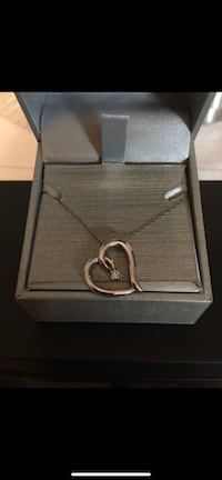 Heart Necklace!