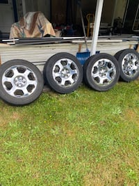 Stock ford f150 rims
