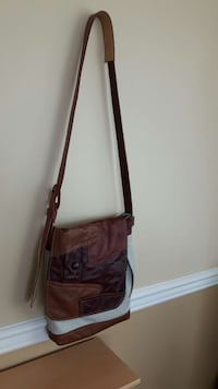 REDUCED - HANDMADE LEATHER..JEAN PURSE Abbotsford, V2T 6M9