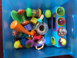 Infant & Baby Toys
