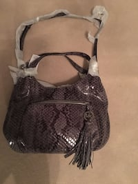Michael Kors Genuine Leather Shoulder Bag-with Receipt