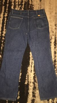 mens Rustler jeans size 36x30 Waterloo, 50703