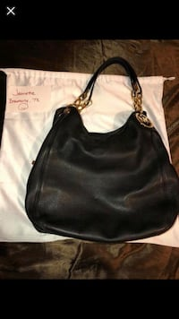 black Michael Kors leather handbag screenshot Brownsville, 78521