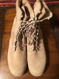 Military boot Towson, 21286
