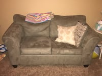 Micro-Fiber Couch and Loveseat set Surprise, 85379
