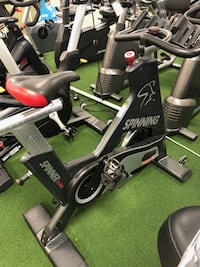 StarTrac Spinner Blade Commercial Indoor Cycle