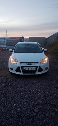 2014 Ford Focus STYLE 1.6TDCI 115PS 4K