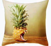 New roaring pineapple pillow cover Montreal, H8T