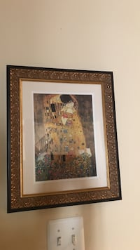Picture In Gold Frame Centreville