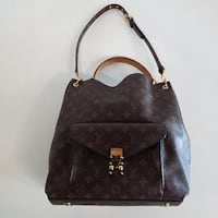 BOLSO LOUIS VUITTON METIS MONOGRAM CANVAS HOBO Badalona