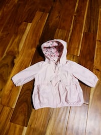 Carters 12 mth pale pink spring jacket Pickering, L1X 1H5