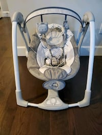 Electric baby swing  Langley City, V2Y 2G1