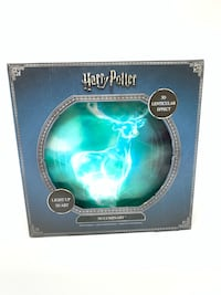 Harry Potter 3D Luminart Wall Art Florissant, 63031