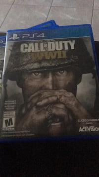 Ps4 call of duty world war 2  Niagara Falls, L2E 3S4