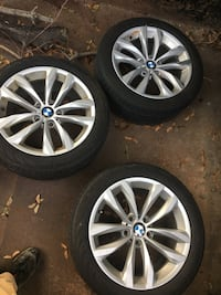 BMW Tire's and rims (3)