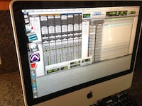 Apple iMac studio computer with Pro tools Logic Final Cut and more Bellaire, 77401