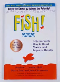 Fish! A Remarkable Way to Boost Morale and ... Barrie, L4N 7L8