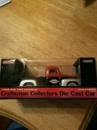 Die cast car... Local pickups only... Hanover, 17331