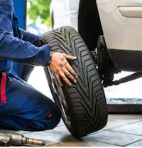 TIRE CHANGE OVER 4 TIRES WINTER / SUMMER (Car) Brampton