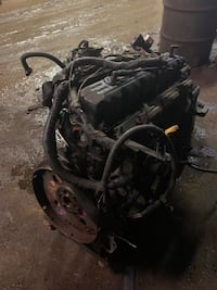 2004 Jeep Grand Cherokee 4.0L Engine Assy for sale New Castle