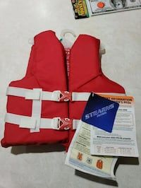 Stearns PFD 3007 Cat Child/Youth Boating Life Vest