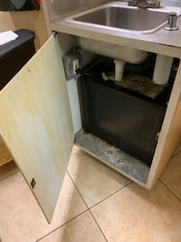 Electric Concession Sink Tampa, 33624