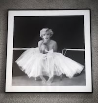 Marilyn Monroe Framed Poster Los Angeles