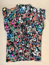 (New)Spence floral bottom down shirt Kitchener, N2N 3A4