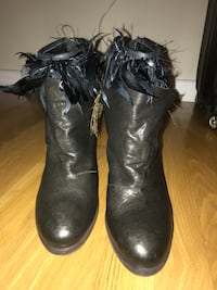 Designer Italian leather ankle boots Size 9 Los Angeles, 90291