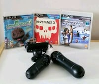 Sony Play Station ???? Move Controller Bundle  Toronto, M6L 2N4