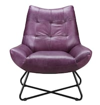 New leather lounge chair Airdrie, T4B 3W3